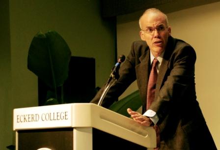 Bill McKibben, EC 2013 Commencement Speaker