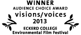 2013 Env Film Fest Audience Choice Laurel