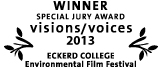 2013 Env Film Fest Special Jury Laurel