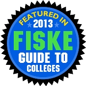 Fiske 2013 Badge