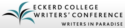 Eckerd College Writers Conference